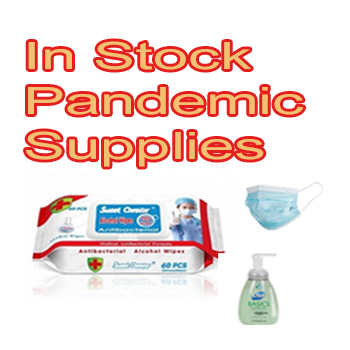 In Stock Pandemic Search