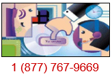 Haskell New York Inc. logo and toll free phone number