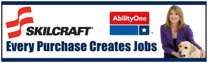 AbilityOne products sold under Skilcraft brand